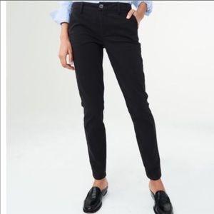 NWT Aeropostale Skinny Navy Blue Twill Pants